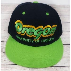 University of Oregon Ducks Snapback Hat